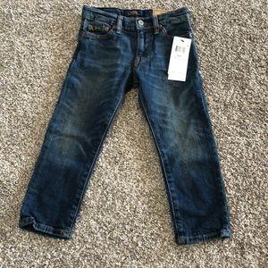 Girls denim jeans size 3/3T